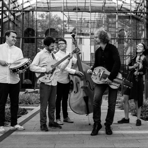 Joachim Mencel Quintet - Artisena