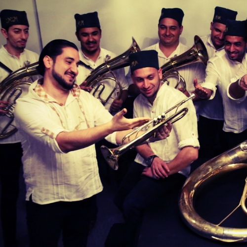 Marko Markovic Brass Band