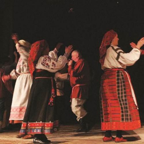 Virtualnaja Derevnia / The Virtual Village Ensemble